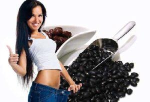 Uống nước đậu đen rang có giảm cân không?