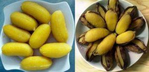 Ăn chuối chín luộc để giảm cân