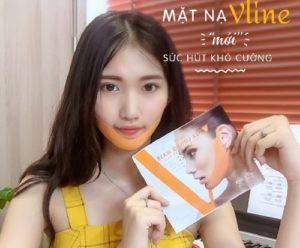 Mặt nạ V line Konad : Cách giảm béo mặt của sao Hàn