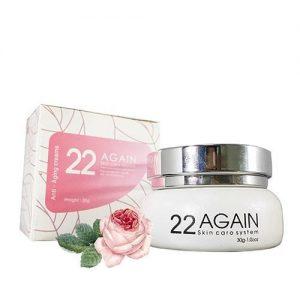 Mỹ phẩm trẻ hóa làn da tốt nhất - 22 AGain