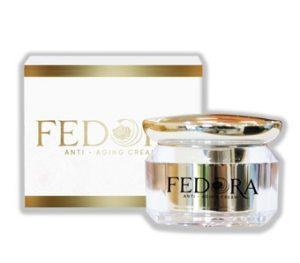 3.Fedora : kem chống lão hóa, xóa mờ vết nhăn