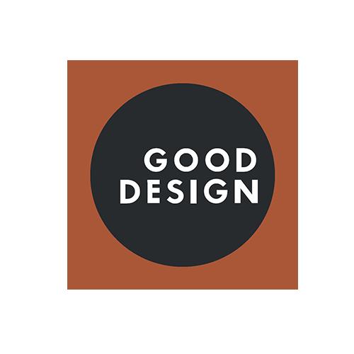 Chicago Good Design award logo