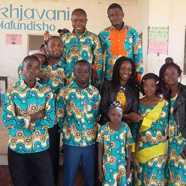 Teach of gocongo foundation