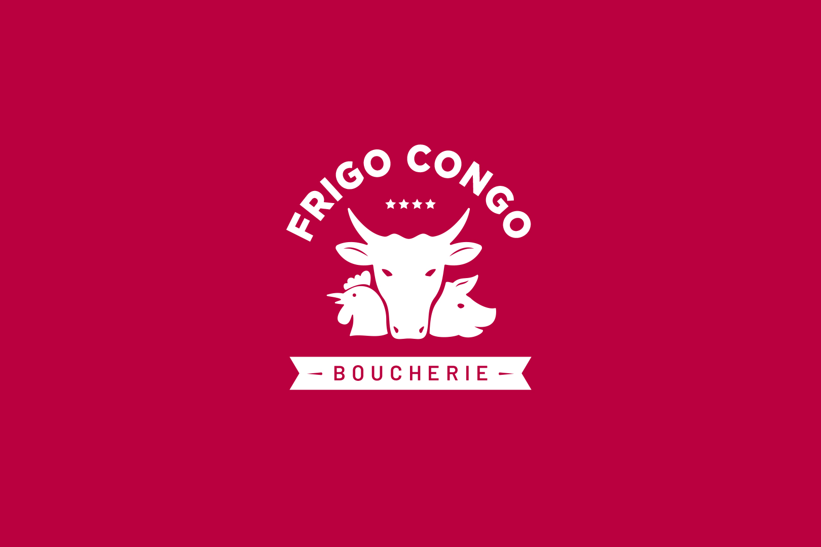 Frigo Congo is the label of our Butchery outlets - and the brand under which we are marketing quality beef, porc, chicken and fish products.