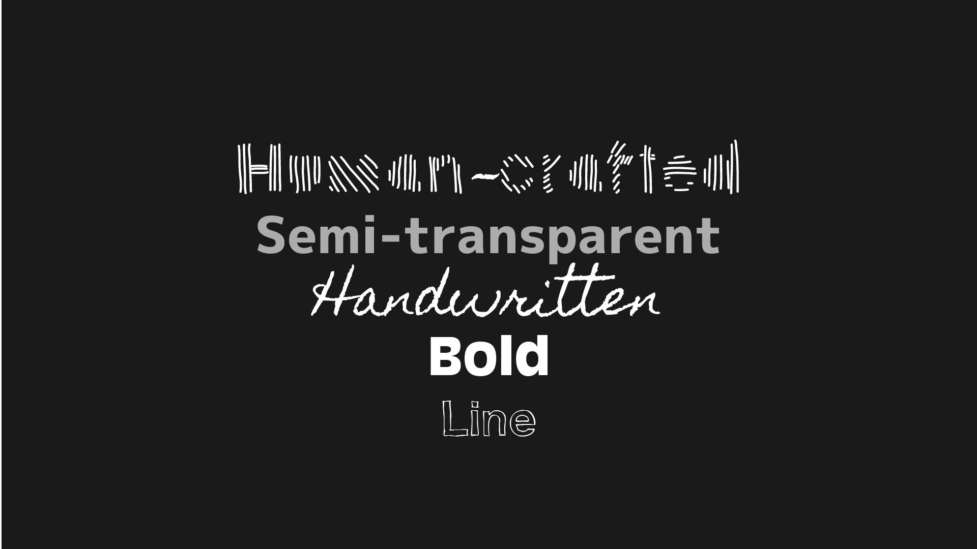 Customised fonts asa design trend