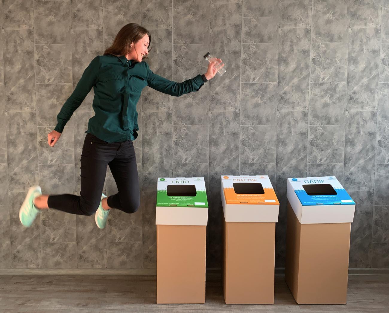 Recycling at Selecto