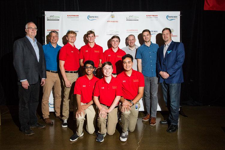BioSeer Team at Award Ceremony