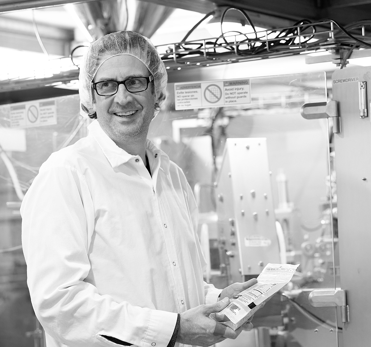 Jeff Grogg, Founder