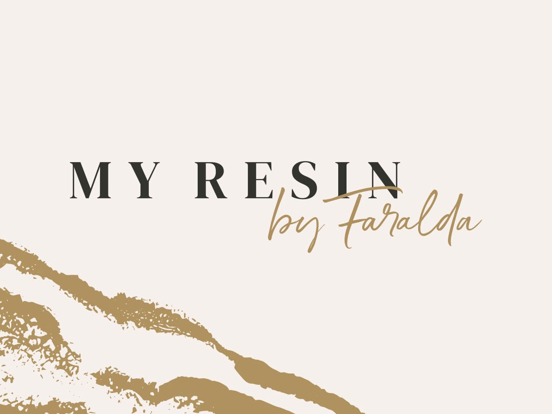 The My Resin logo