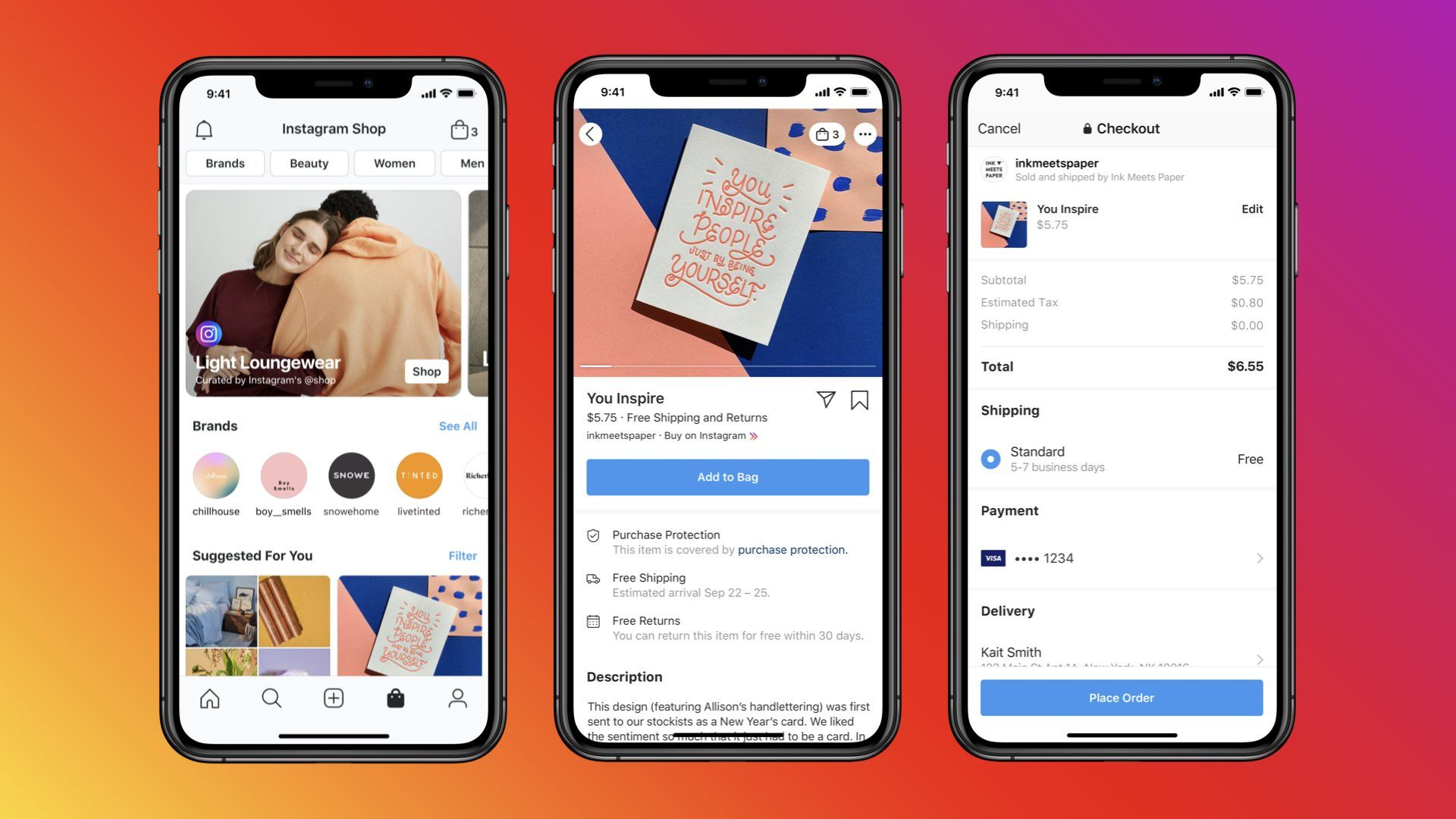 Facebook Shopping 1
