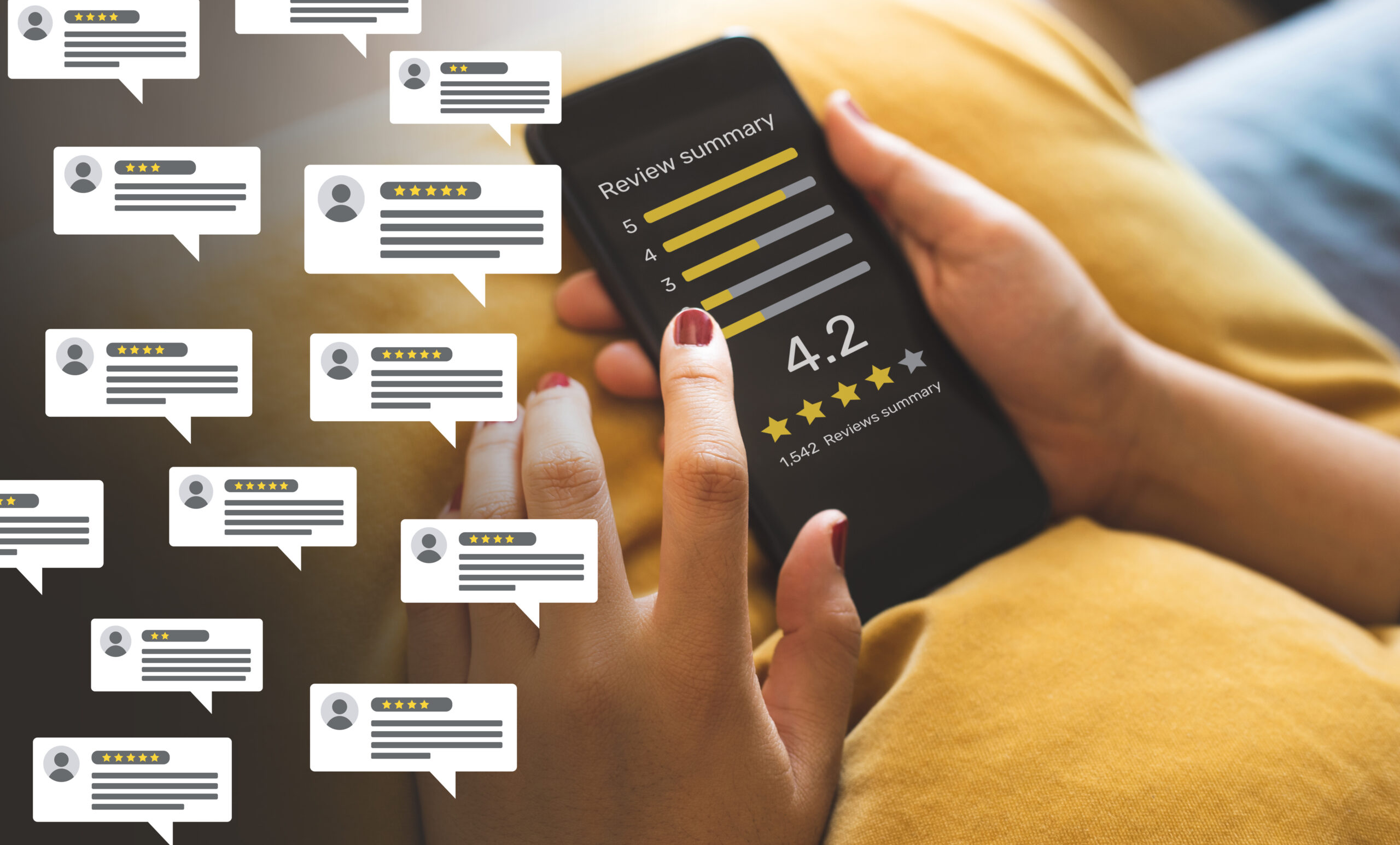 20 Ways To Increase The Number Of User Reviews In Your Online Shop