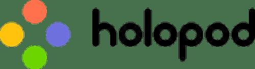 holopod logo