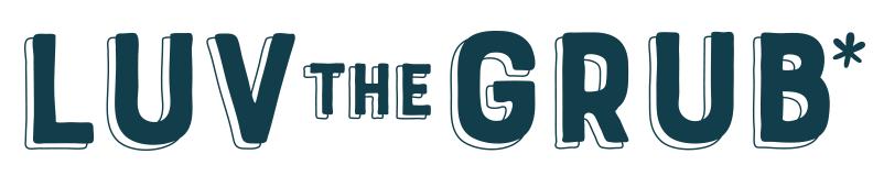 luv the grub logo