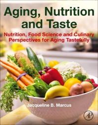 TasteOverTime - Jacqueline B Marcus - Media - Books - Aging, Nutrition and Taste, 1st Edition