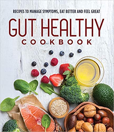 TasteOverTime - Jacqueline B Marcus - Media - Books - Gut Healthy Cookbook