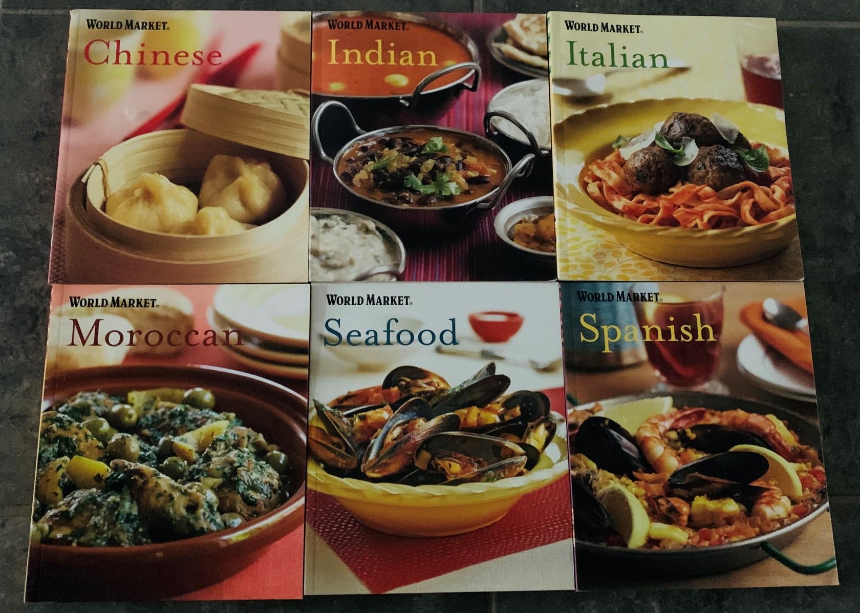 TasteOverTime - Jacqueline B Marcus - Media - Books - World Market Collection