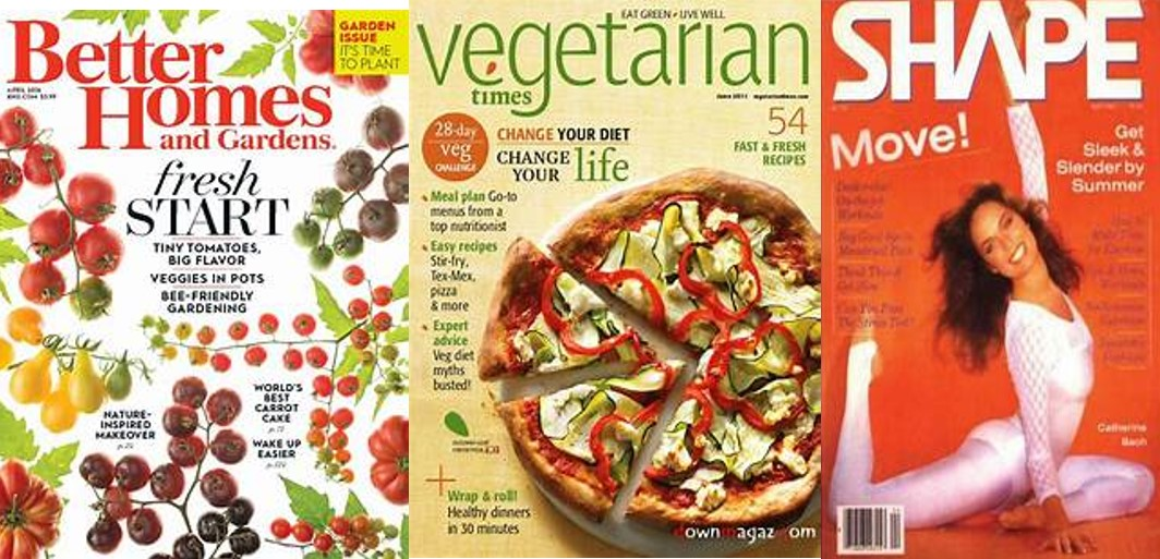 TasteOverTime - Jacqueline B Marcus - Media - Articles - Better Homes and Gardens