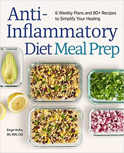TasteOverTime - Jacqueline B Marcus - Media - Books - Anti-Inflammatory Diet Meal Prep