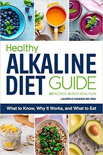TasteOverTime - Jacqueline B Marcus - Media - Books - Healthy Alkaline Diet Guide