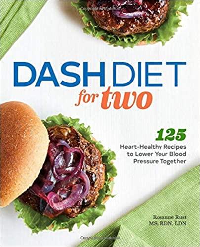 TasteOverTime - Jacqueline B Marcus - Media - Books - DASH Diet for Two