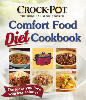 TasteOverTime - Media - Books - Crock-Pot Comfort Food Diet Cookbook