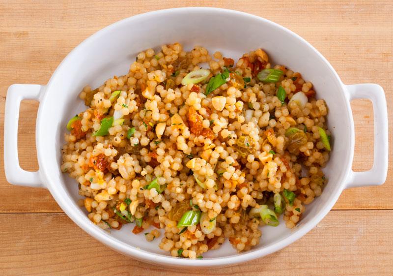 TasteOverTime - Convenient Couscous or Quinoa Recipe