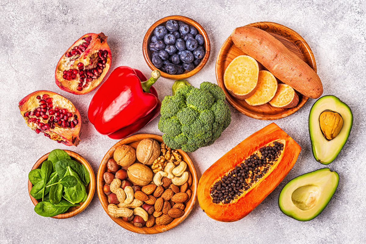 TasteOverTime Blog - 50+ Anti-Aging Foods for Ages 50+