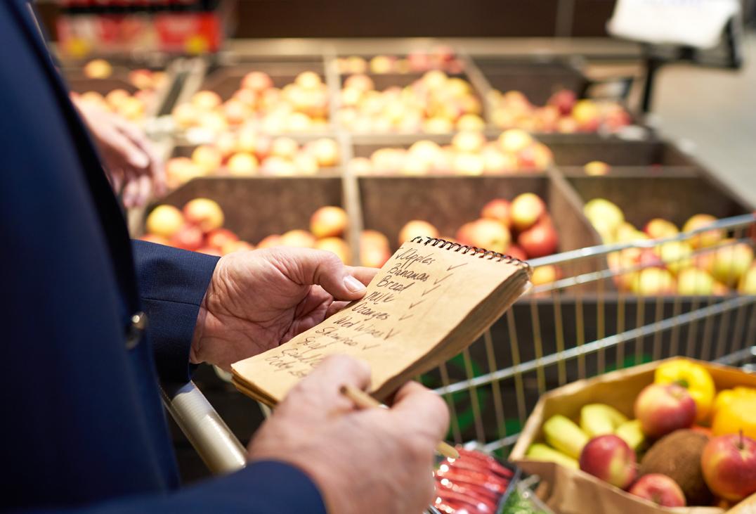 TasteOverTime - Blog - TasteOverTime Grocery List for the Young at Heart!