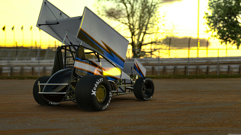 Dirt Sprint - 002