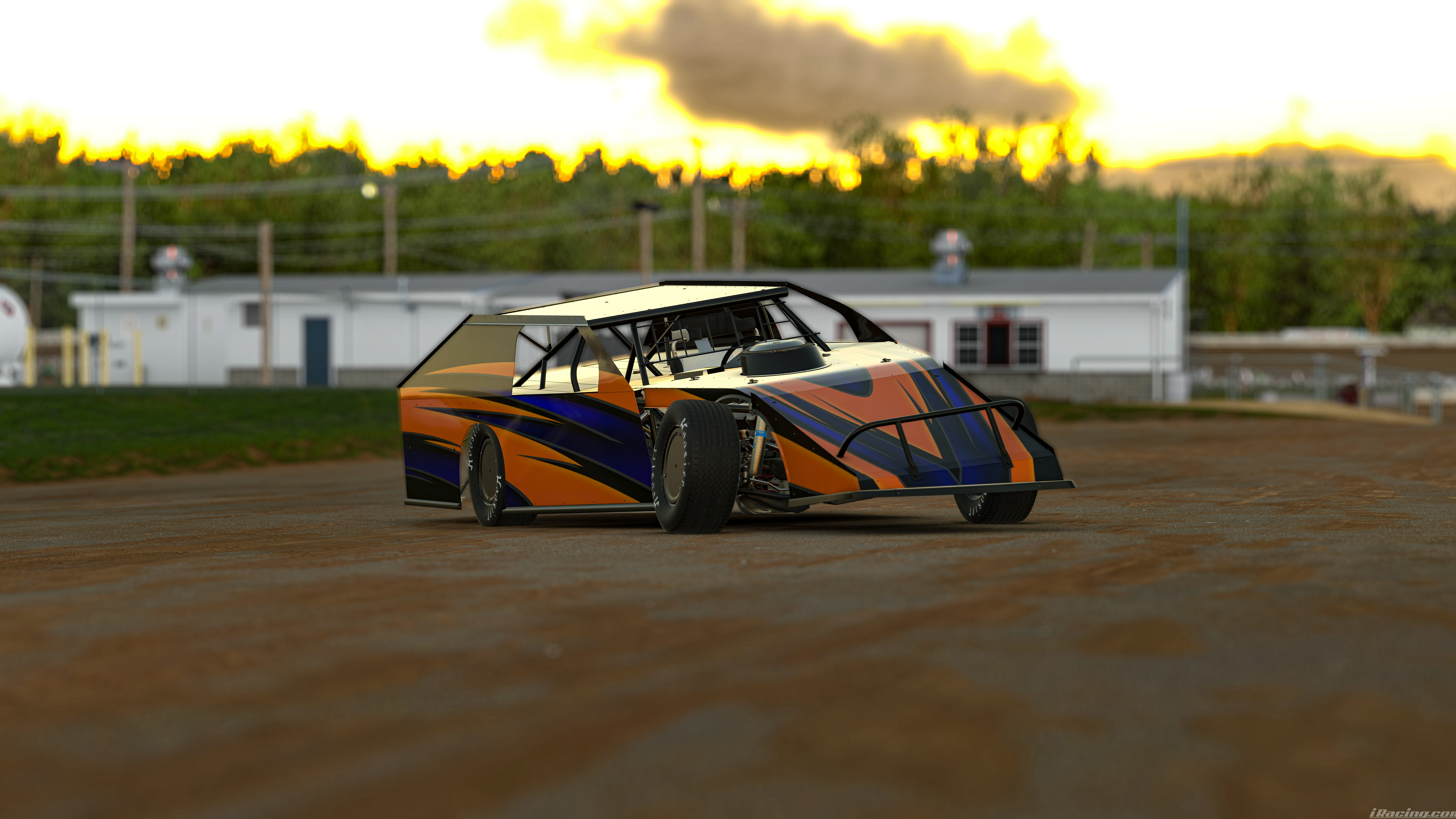 Dirt UMP Modified - 005