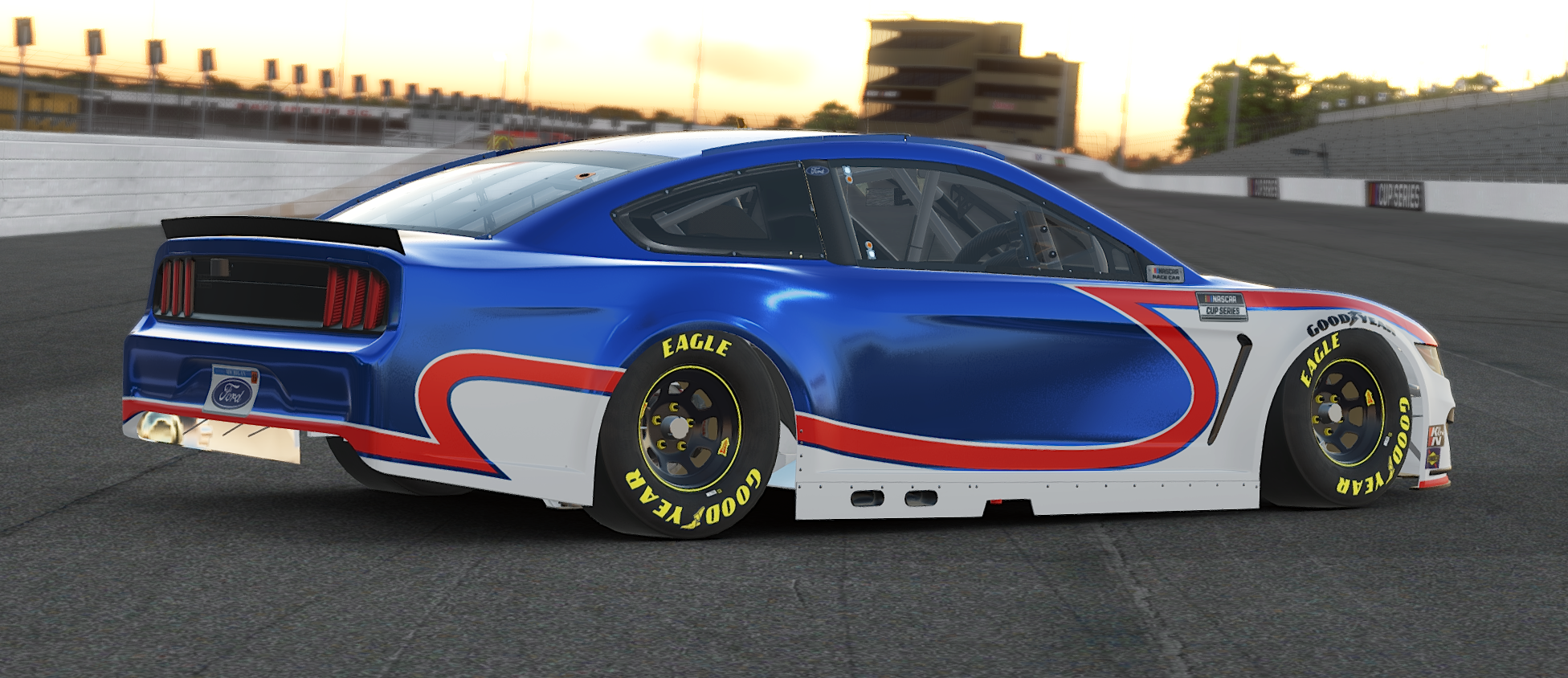 Ford Mustang Cup - 001