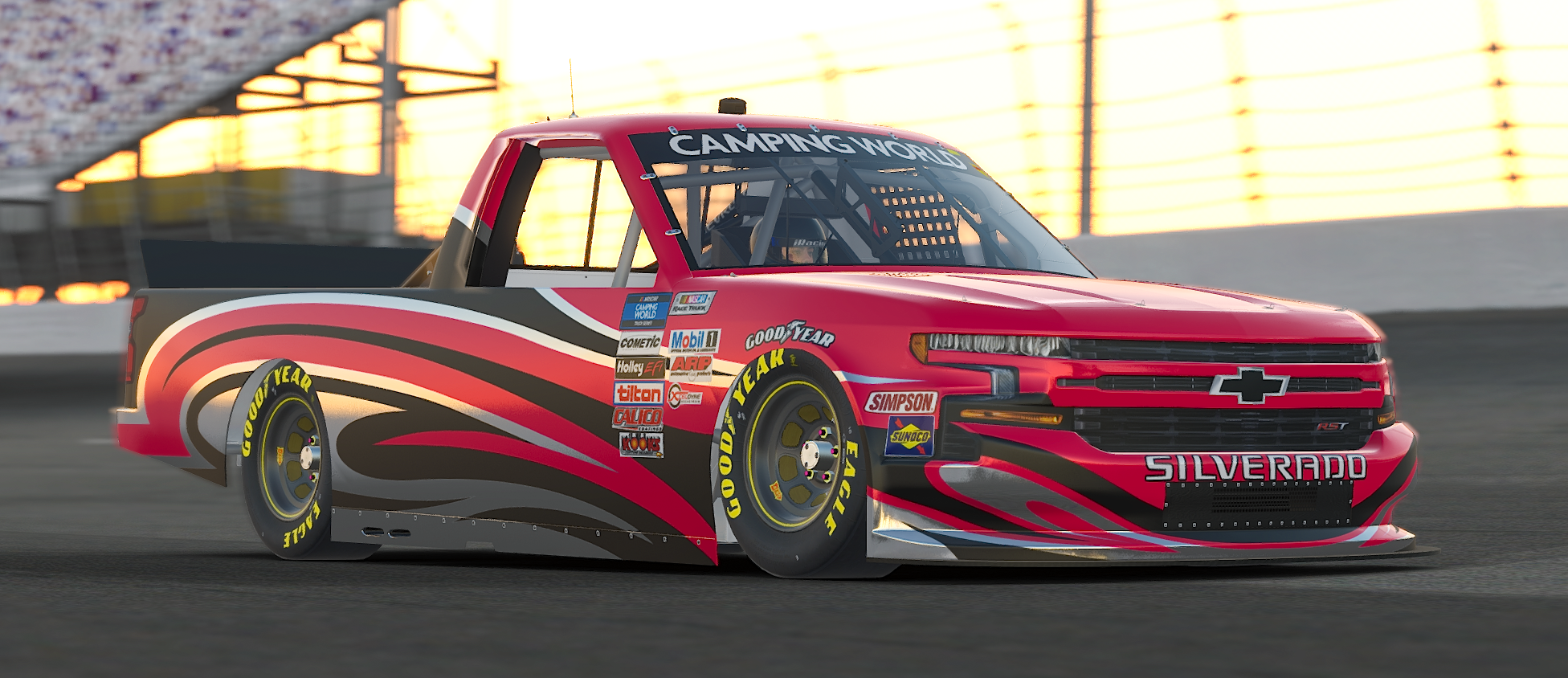 Chevrolet Silverado - 001