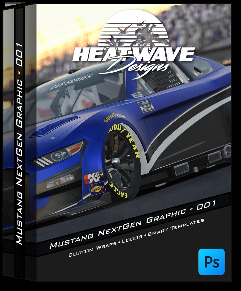 Mustang NextGen Graphic - 001