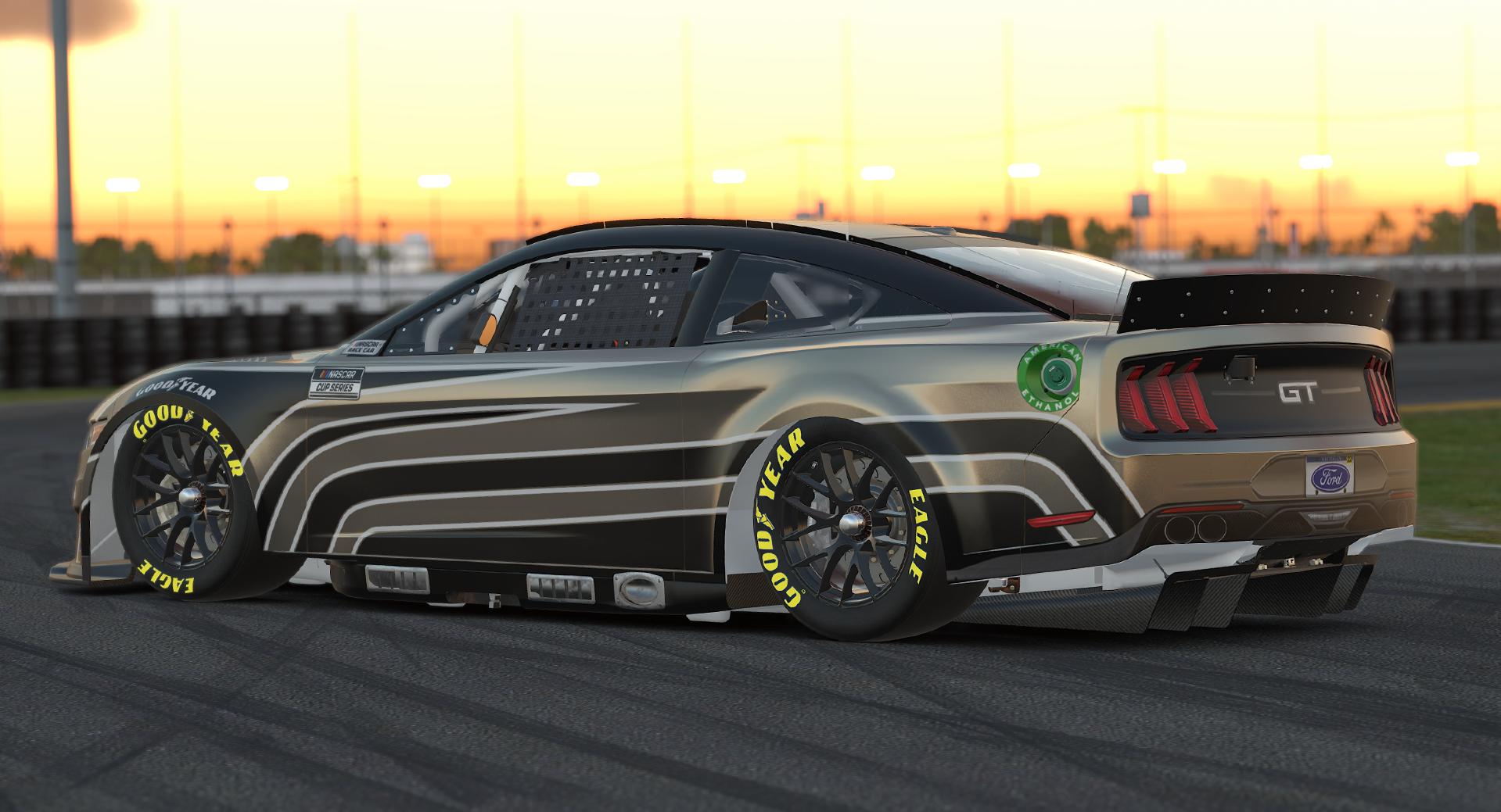 Mustang NextGen Graphic - 002