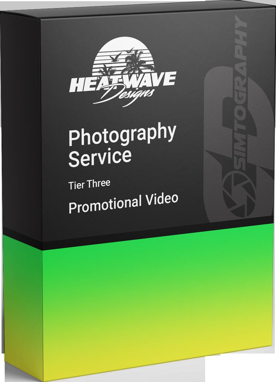 Photography Tier Three