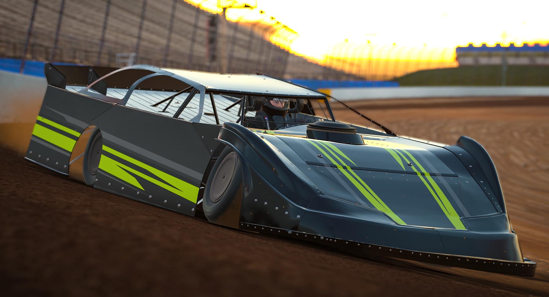Dirt Late Model - 007