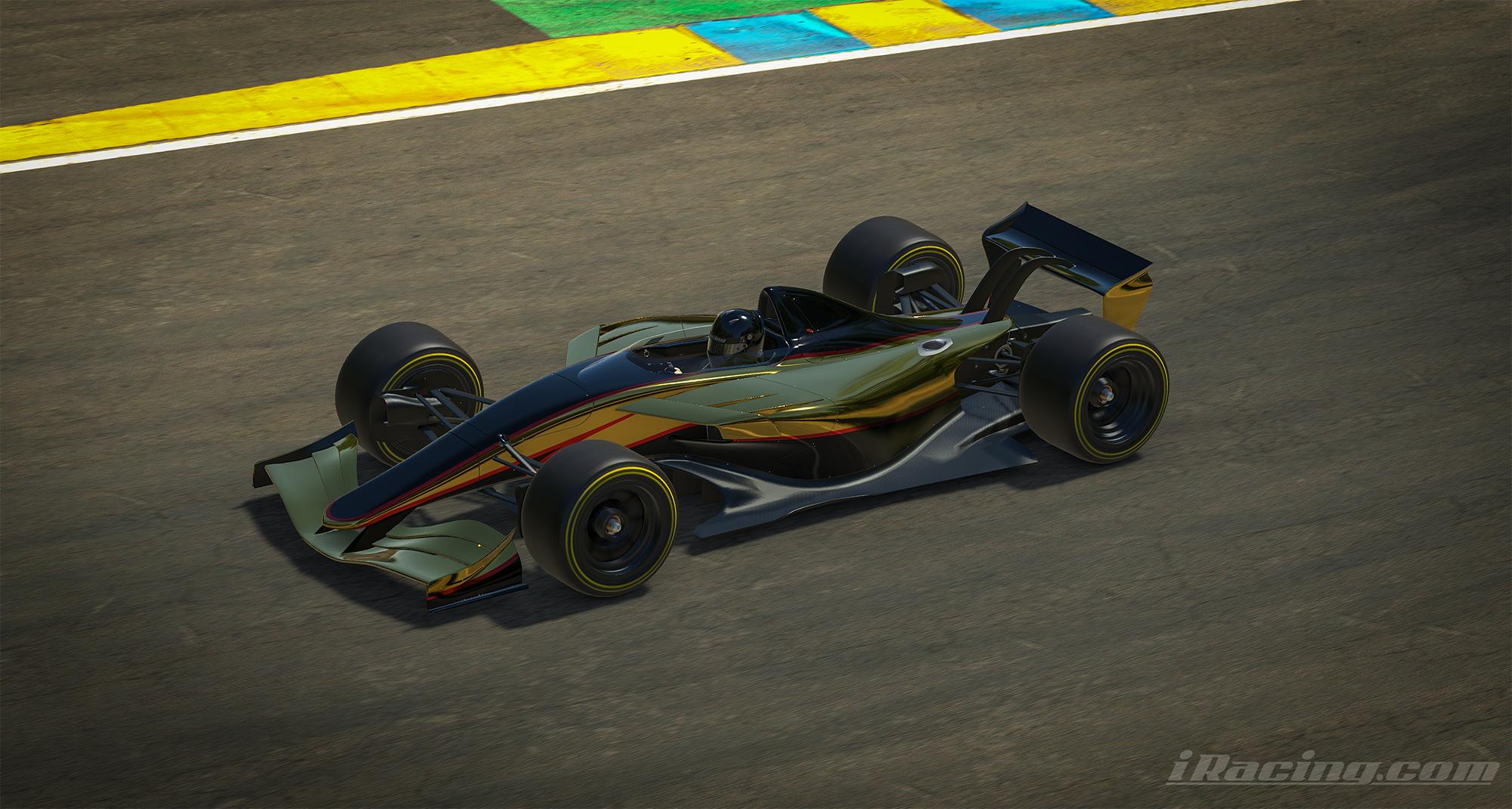 Dallara IR01 - 001