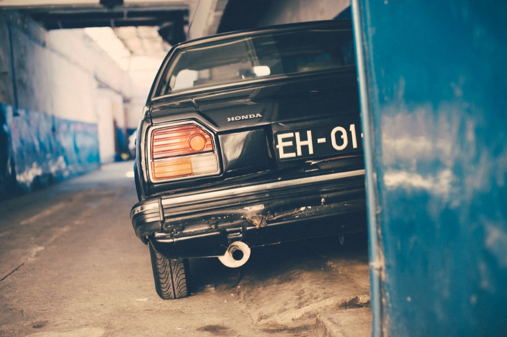 Tailpipe Workout
