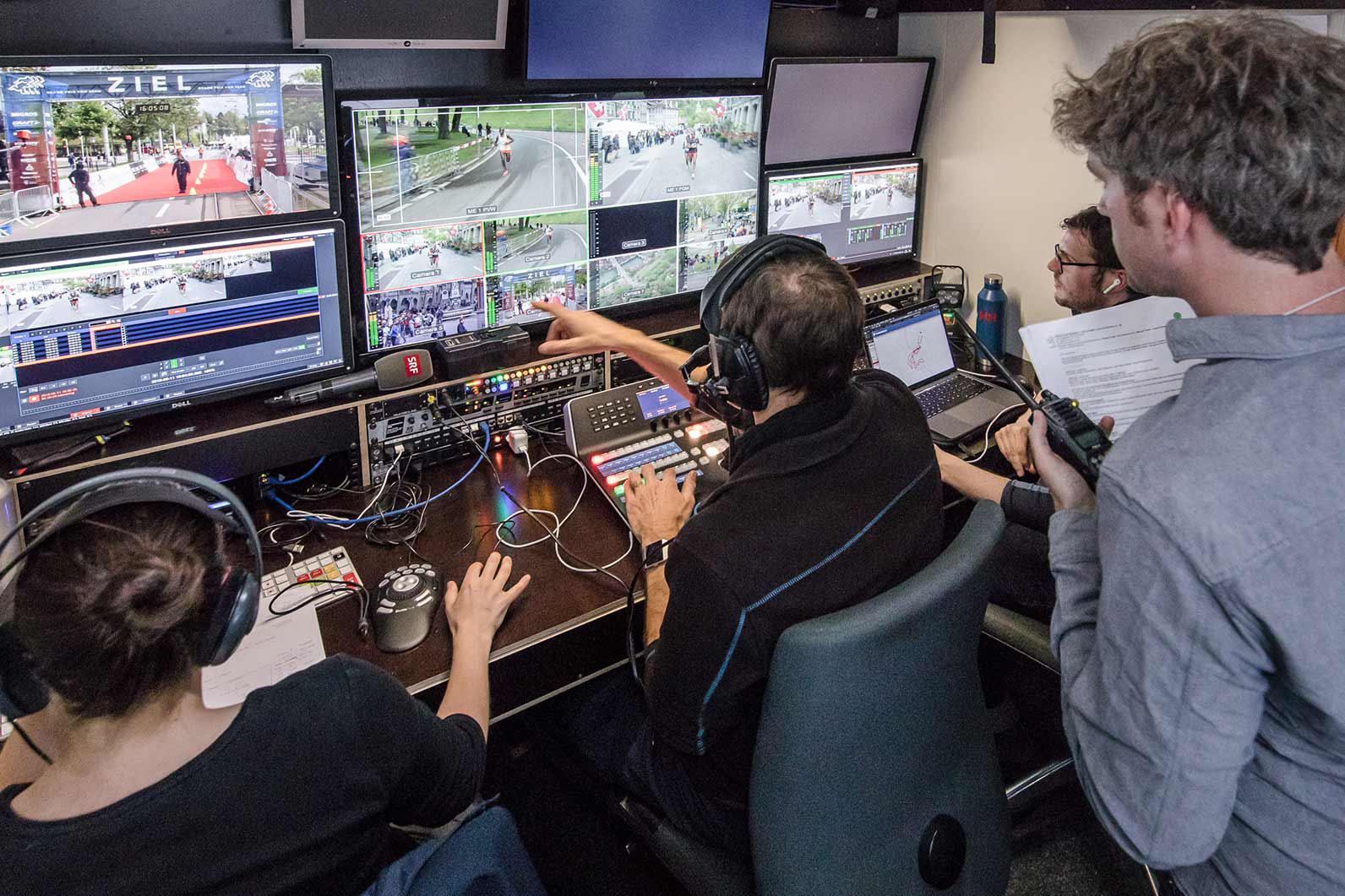 Sport Livestream von Bildsektor