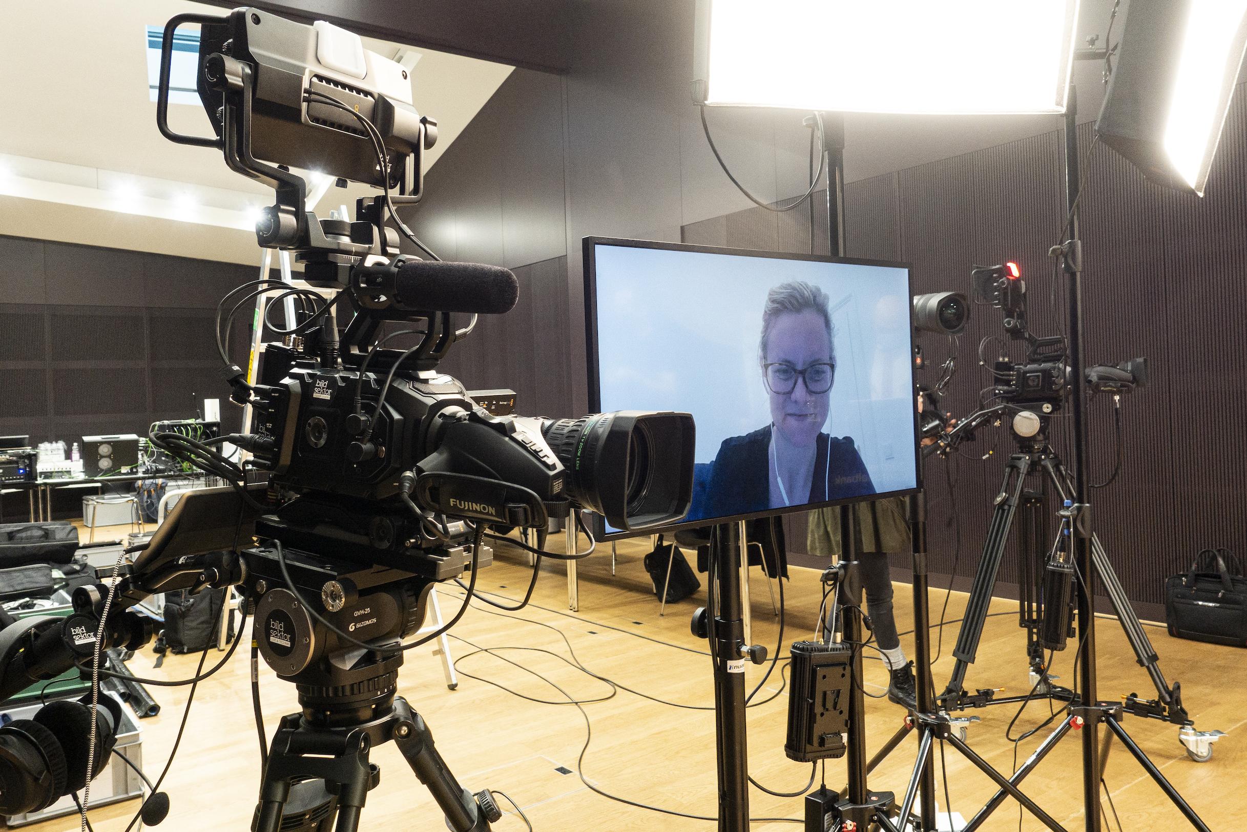 Virtueller Event von Bildsektor