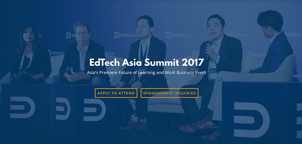 EdTech Asia 2017