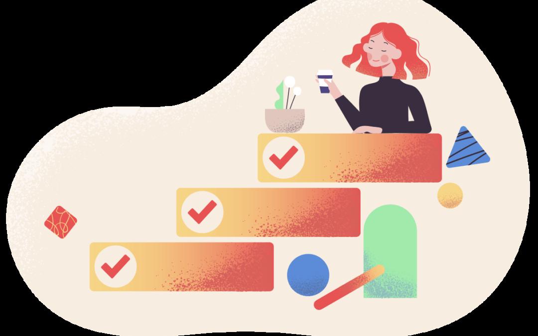 Kliendihaldus Ukus - märkmete grupeerimine