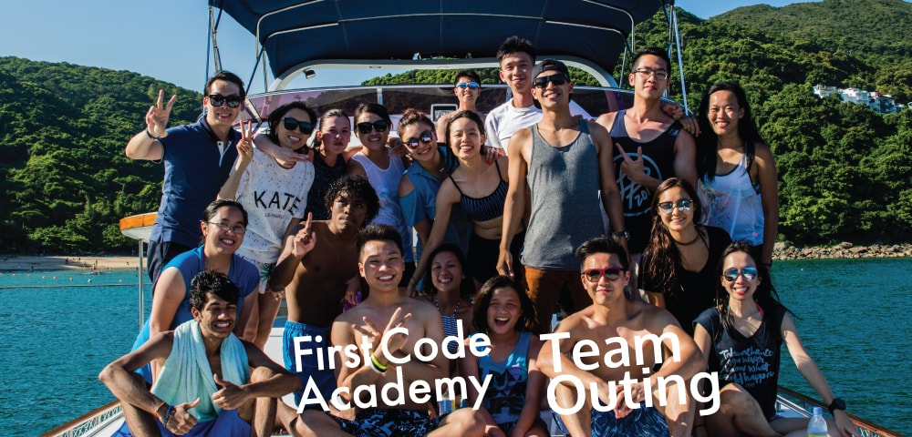 First Code Academy Team Outing