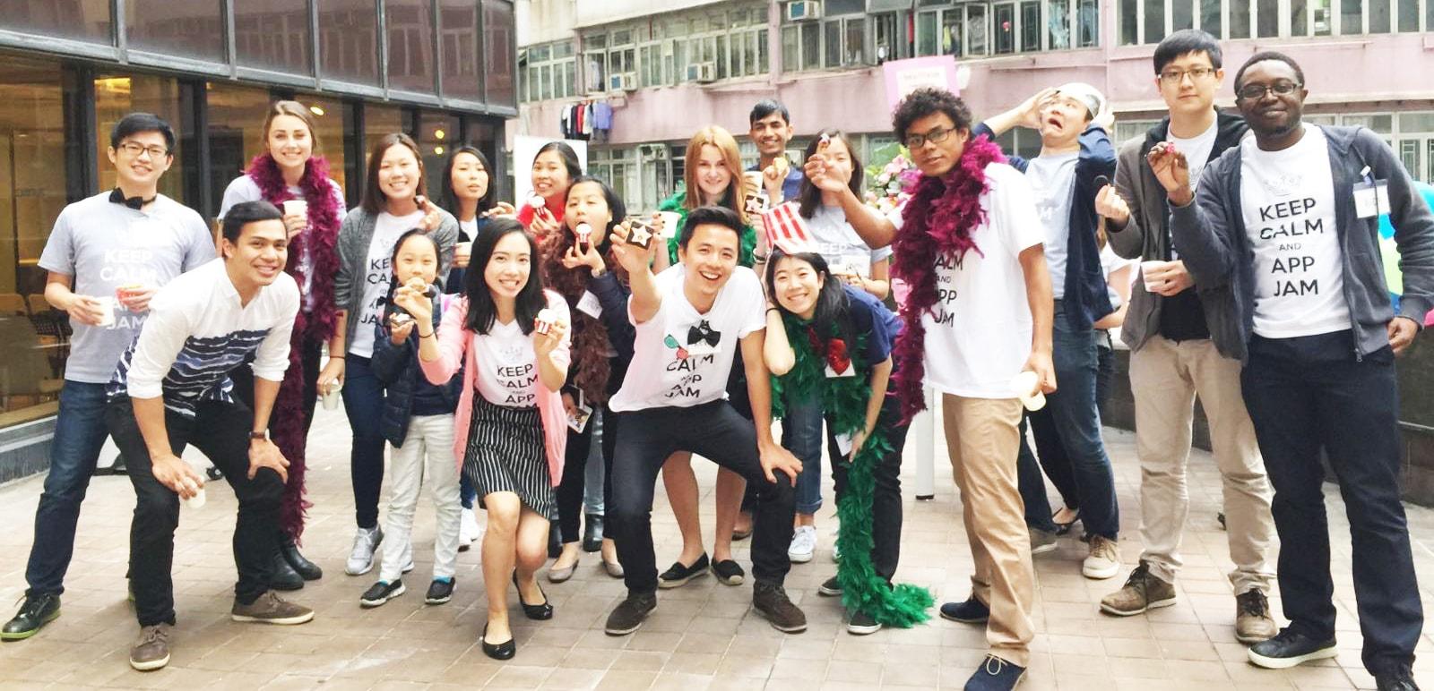 First Code Academy Team Hong Kong