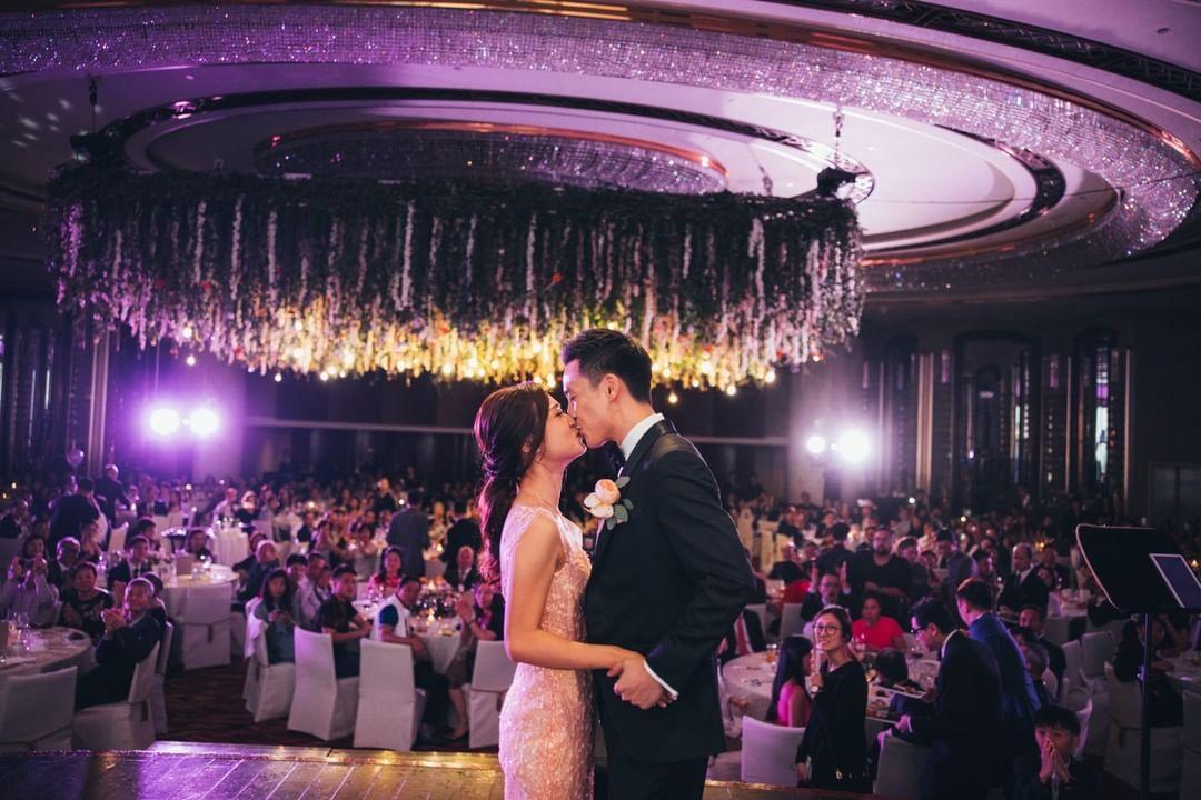 Kevon's wedding