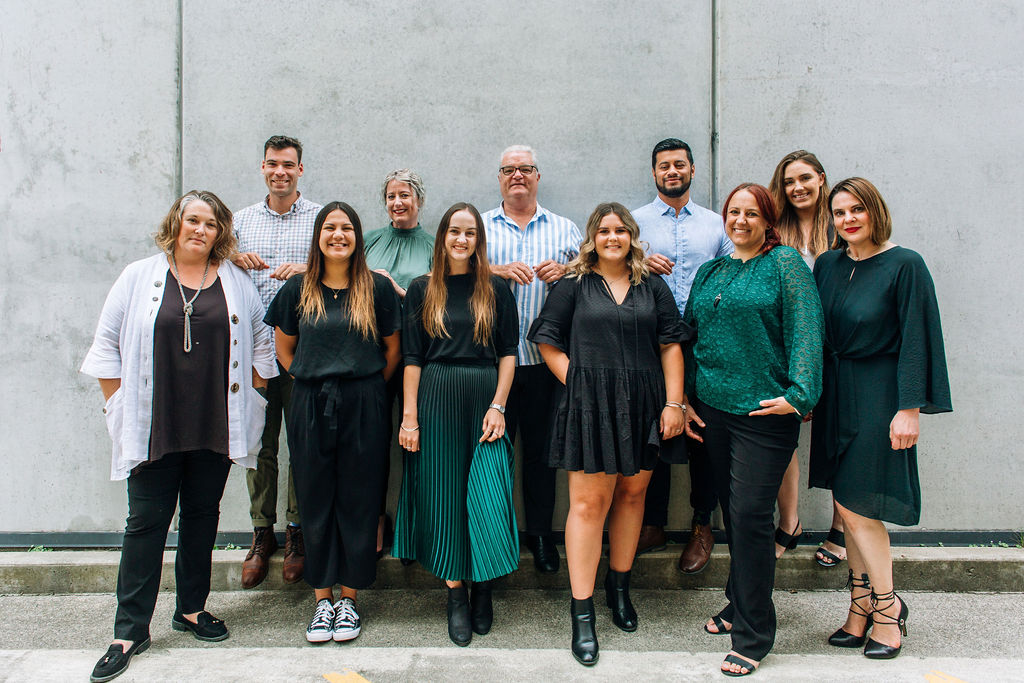 The team at Comprendé Property Management in Wellington