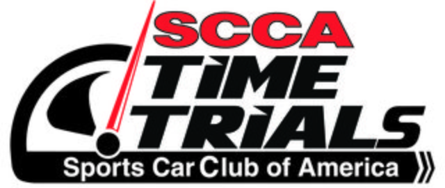 SCCA Time Trials Graphic