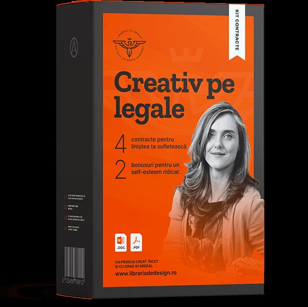 Kit Creativ pe legale