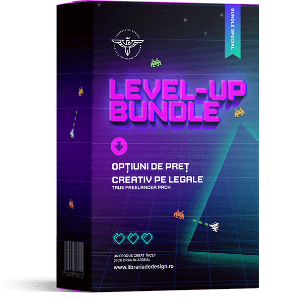 Level-UP Bundle: Optiuni de pret si Creativ pe legale