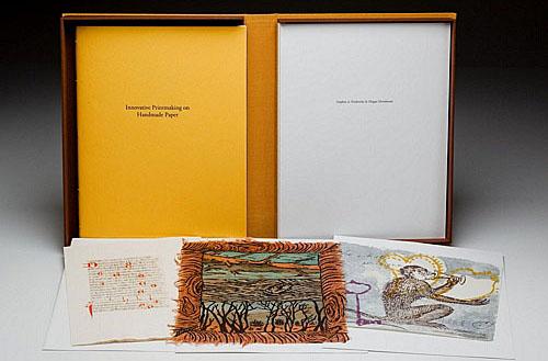 Innovative Printmaking on Handmade Paper